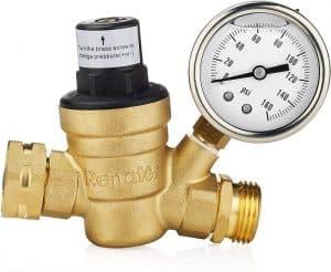 a water pressure regulator