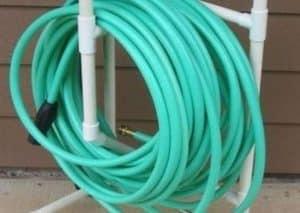 howto make garden hose reel