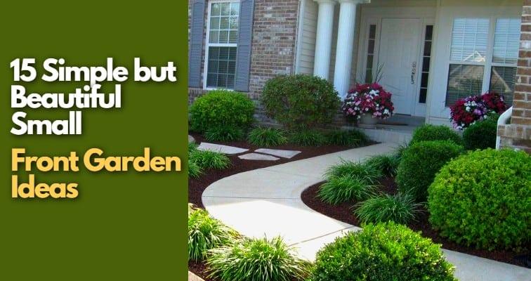 Small Front Garden Ideas, Front Garden Ideas
