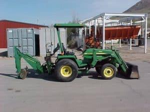 john deere 955 tractor review